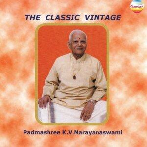 Padmashree K.V. Narayanaswami 歌手頭像