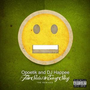 Opoetik, DJ Happee 歌手頭像