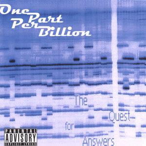 One Part Per Billion 歌手頭像