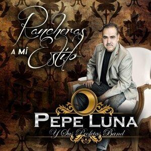 Pepe Luna y Sus Profetas Band 歌手頭像