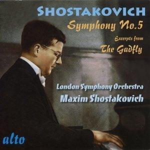 London Symphony Orchestra; Maxim Shostakovich 歌手頭像