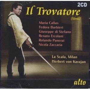 Maria Callas; Fedora Barbieri; Luisa Villa; Giuseppe di Stefano; Renato Ercolani; Rolando Panerai;Nicola Zaccaria;Orchestra and Chorus of La Scala;Herbert von Karajan 歌手頭像