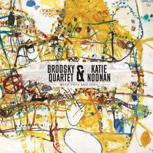 Brodsky Quartet, Katie Noonan 歌手頭像