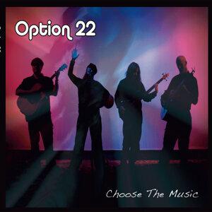 Option 22 歌手頭像