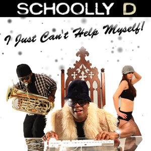 Schoolly D Artist photo