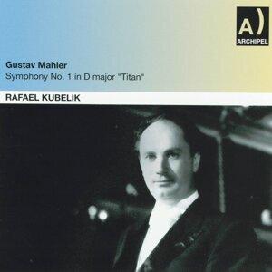 Orchestra sinfonica di Torino della Rai, Rafael Kubelik 歌手頭像