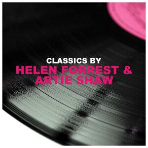 Helen Forrest, Artie Shaw 歌手頭像