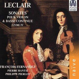 François Fernandez, Pierre Hantaï, Philippe Pierlot 歌手頭像