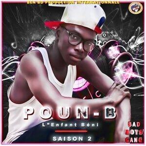 Poun-B 歌手頭像