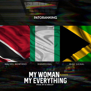 Patoranking feat. Machel Montano|Wande Coal|Busy Signal 歌手頭像