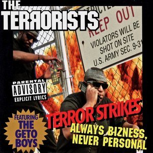 The Terrorists 歌手頭像