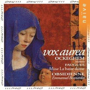 Emmanuel Bonnardot, Ensemble Vocal Obsidienne, Consort de flûte à bec 歌手頭像