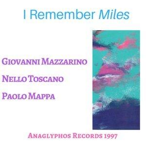 Giovanni Mazzarino, Nello Toscano, Paolo Mappa 歌手頭像