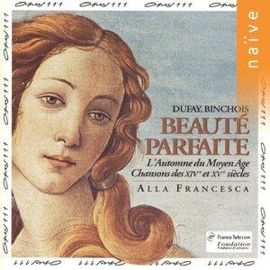 Brigitte Lesne, Alla Francesca 歌手頭像
