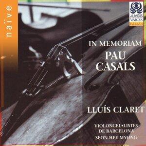 Lluís Claret, Seon-Hee Myong, Violoncellistes de Barcelona 歌手頭像