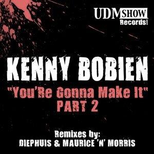 Kenny Bobien 歌手頭像