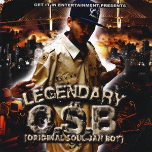 O.S.B.(Original Soul-Jah Boy) 歌手頭像