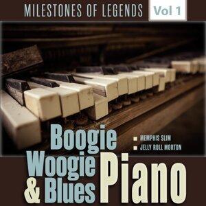 Memphis Slim, Jelly Roll Morton 歌手頭像