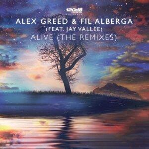 Alex Greed & Fil Alberga feat. Jay Vallée, Alex Greed, Fil Alberga 歌手頭像