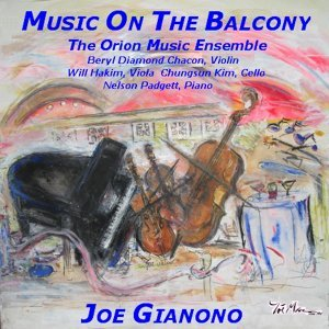 Orion Music Ensemble, Joe Gianono, Beryl Diamond, William Hakim, Chungsun Kim, Nelson Padgett 歌手頭像