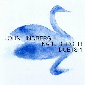 John Lindberg, Karl Berger 歌手頭像