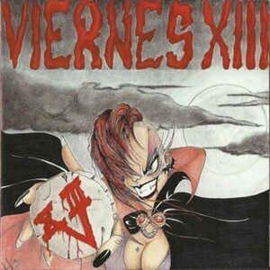 Viernes XIII 歌手頭像