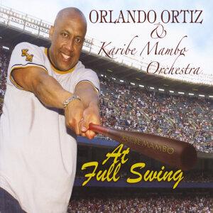 Orlando Ortiz, Karibe Mambo Orchestra 歌手頭像