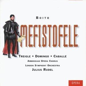 Placido Domingo/Julius Rudel/Norman Treigle/Montserrat Caballé 歌手頭像