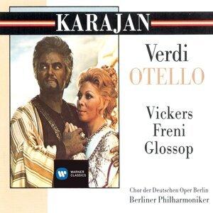 Herbert von Karajan/Jon Vickers/Berliner Philharmoniker 歌手頭像