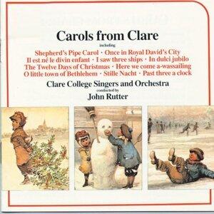 Clare College Singers, Cambridge/Clare College Orchestra, Cambridge/John Rutter 歌手頭像