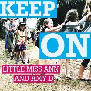 Little Miss Ann, Amy D 歌手頭像
