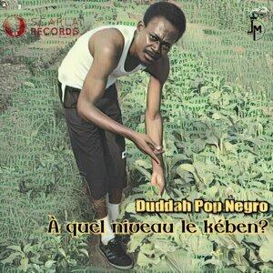 Duddah Pop Negro 歌手頭像