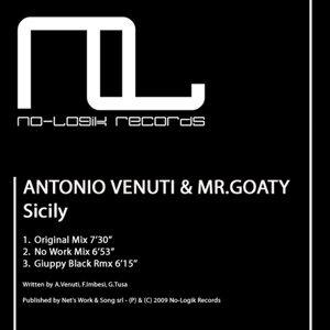 Antonio Venuti, Mr. Goaty 歌手頭像