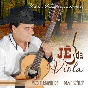Jê da Viola 歌手頭像
