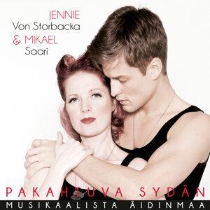 Jennie Von Storbacka & Mikael Saari 歌手頭像