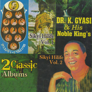 Dr. K. Gyasi's Noble Kings 歌手頭像
