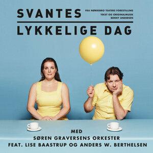 Lise Baastrup, Anders W. Berthelsen & Søren Graversens Orkester 歌手頭像