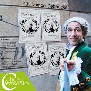 Choeur de Grenelle with Alix Dumon-Debaecker, Cécile Dalmon, Bertrand Dazin, Damien Rivière, Rodolphe Queruau Lamerie, Guillaume Haldenwang, Hélène Richaud & Marie Langlet 歌手頭像