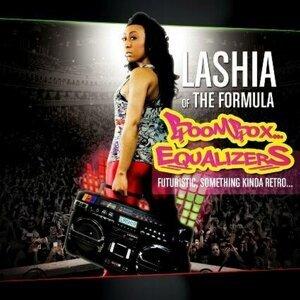 Lashia of The Formula 歌手頭像