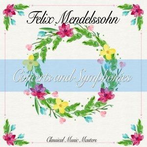Felix Mendelssohn (費利克斯•孟德爾頌) 歌手頭像