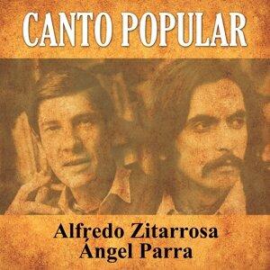 Alfredo Zitarrosa y Ángel Parra 歌手頭像