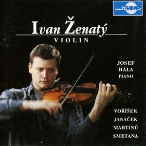 Ivan Ženatý, Josef Hála 歌手頭像