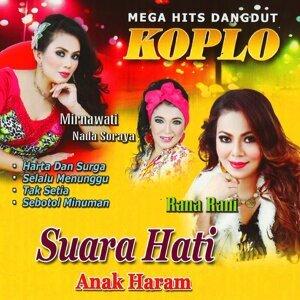 Mirnawati, Rana Rani, Nada Soraya 歌手頭像