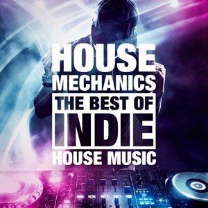 Compilation Electro-House, Electro House DJ 歌手頭像