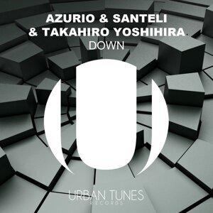 Azurio, Santeli, Takahiro Yoshihira 歌手頭像