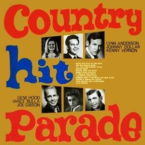 Lynn Anderson, Johnny Dollar, Kenny Vernon, Gene Hood, Vance Bulla, Joe Gibson 歌手頭像