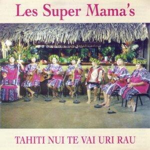 Les Super Mama's 歌手頭像