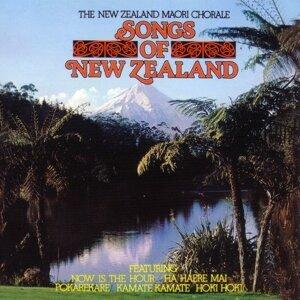 The New Zealand Maori Chorale 歌手頭像