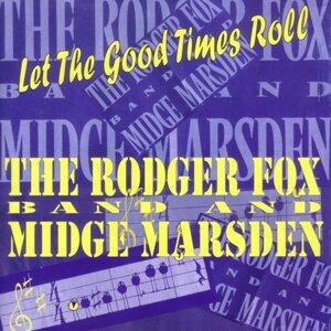 The Rodger Fox Band, Midge Marsden 歌手頭像