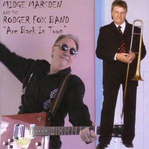 Midge Marsden, The Rodger Fox Band 歌手頭像